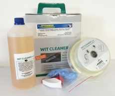 WIT Cleaner Abbeizband im Set