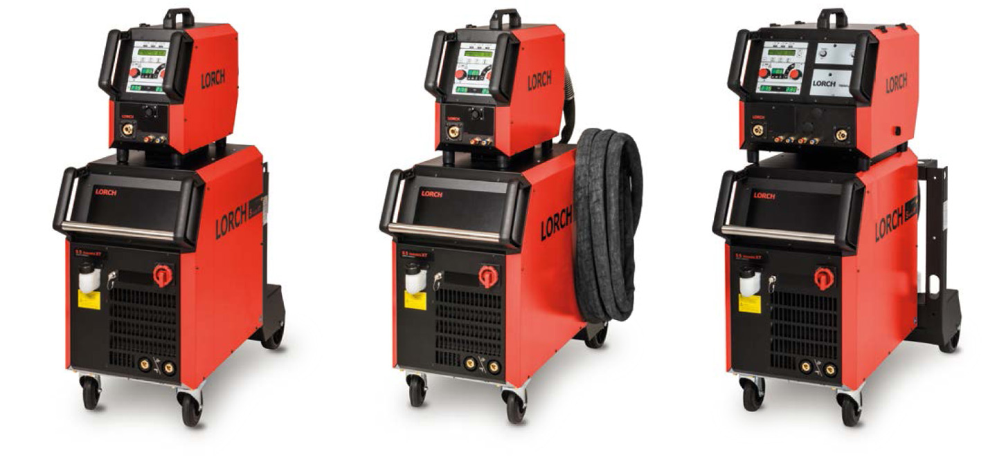 Lorch Cobot Welding Packages